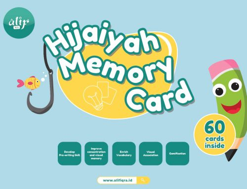 Ways to Play ALIF IQRA Hijaiyah Memory Cards